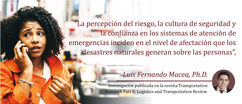 revista Transportation Research javeriana