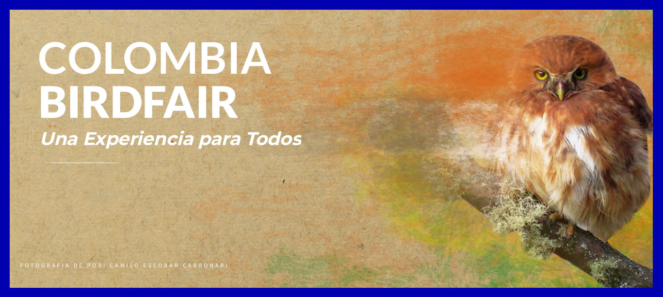 Colombia Bird Fair 2018 en la Javeriana